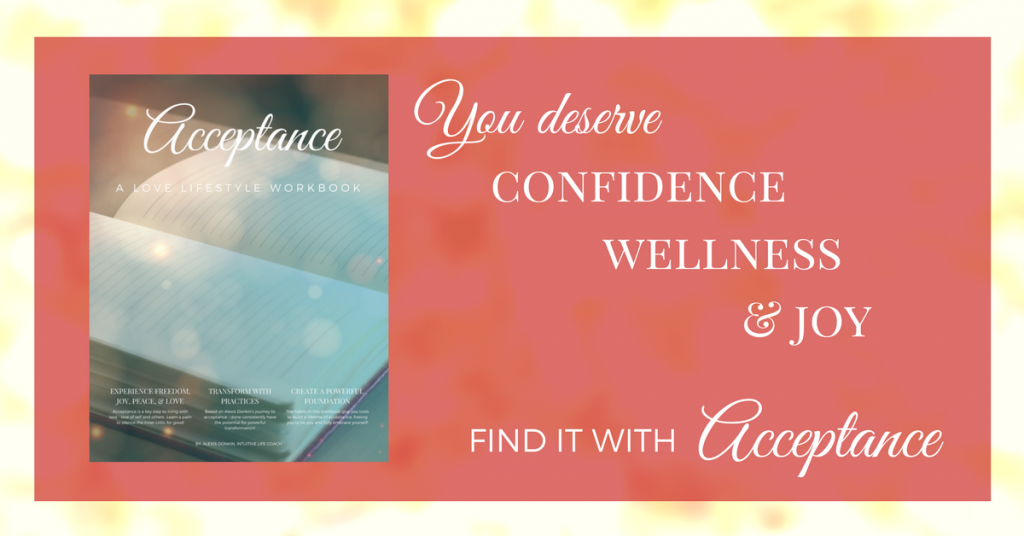 You deserve confidence, wellness, and joy!