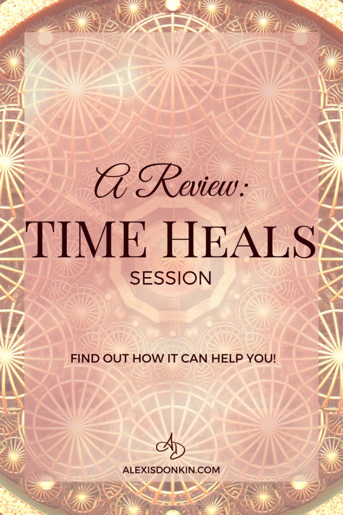 A Review: TIME Heals Session - Find out how it can help you!