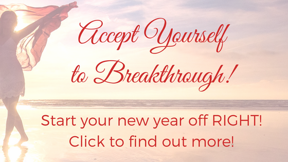 Accept Yourself to Breakthrough Program