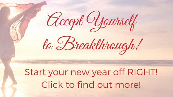 Accept Yourself to Breakthrough Program